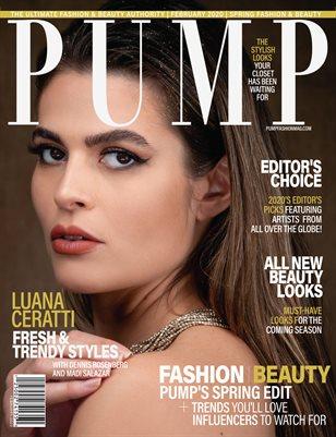 PUMP Magazine - Special Edition - February 2020 - Valentines Vol.1
