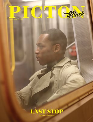 Picton Magazine APRIL 2020 N482 BLACK Cover 1