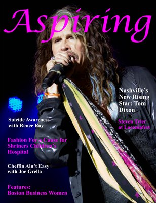 Aspiring Magazine Fall Issue 2016