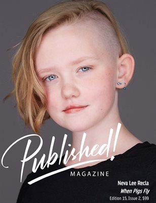 PUBLISHED! #15 Excerpt featuring Neva Lee Recla