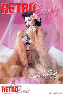 Mystic Air Ghuleh Cover Poster