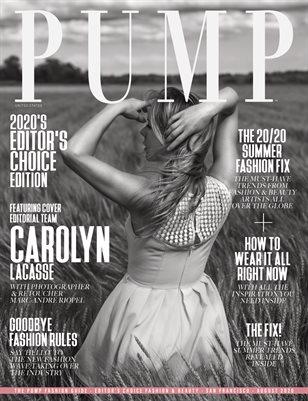 PUMP Magazine | Fashion and Beauty Edition | Vol.3