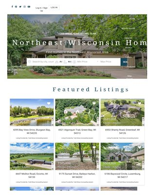 Real Estate in Green Bay WI