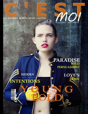 C'est Moi Magazine Issue Ten