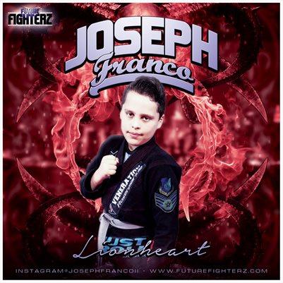 Joseph Franco II Comp Card/Mini Poster 8x8