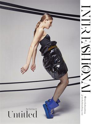 Interfashional Magazine March 2021 Vol.4 Cover 6