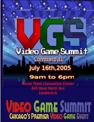 2005 Video Game Summit Program