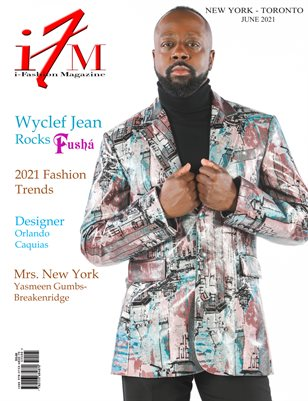 i-Fashion Magazine - June 2021