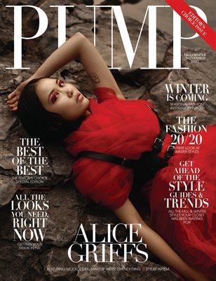 Pump Magazine | November 2020 | The Fashion & Beauty Issue | Vol.2