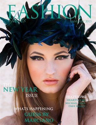 FASHION FACES January 2013