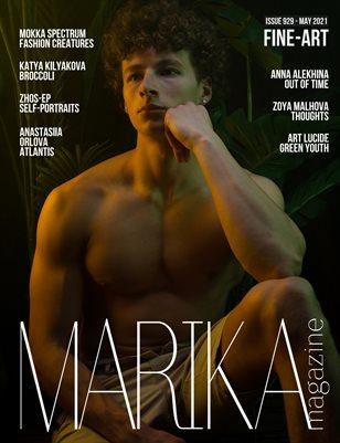 MARIKA MAGAZINE FINE-ART (ISSUE 929 - MAY)