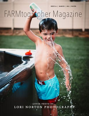 WATER by FARMtographer Magazine