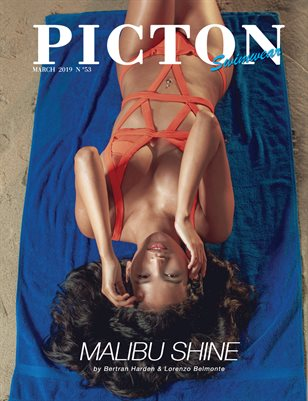 Picton Magazine MARCH 2019 Swimwear N53 Cover 1