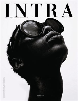 Fresh Face 0.1 issue | Cover 1 | INTRA magazine