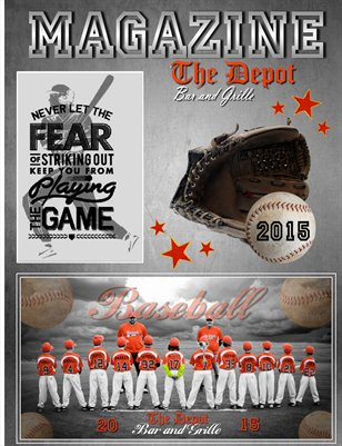 The Depot Baseball Magazine