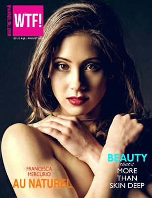 WTF! The Beauty Issue #56