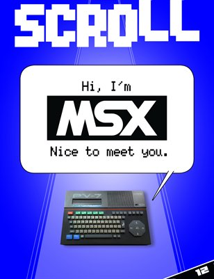 12: Introducing MSX (Cover A)