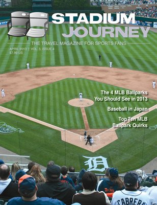 Stadium Journey Magazine, Vol. 3 Issue 4