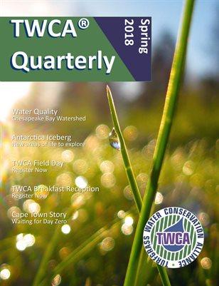 Spring 2018 TWCA Quarterly