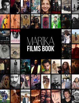 MARIKA MAGAZINE FILMS BOOK - MARCH