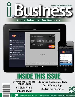 i.Business Magazine Issue #9