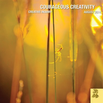 Courageous Creativity August 2014