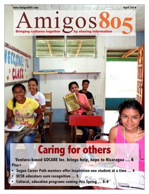 Amigos805 April 2014
