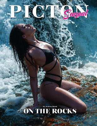 Picton Magazine AUGUST 2019 Sensual N234 Cover 4