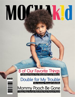 Mocha Kid Magazine Issue Three