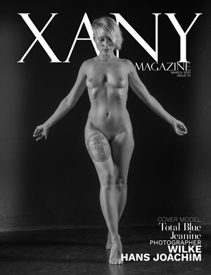 Nude & Boudoir | March 2021 Issue 01