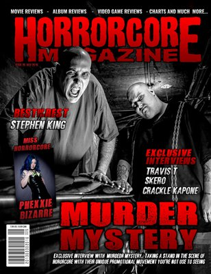 Issue 26 - Murder Mystery & Stephen King
