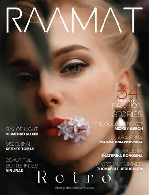 RAAMAT Magazine July 2021 Issue 7