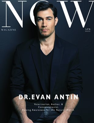 NOW Magazine April Dr. Evan Antin