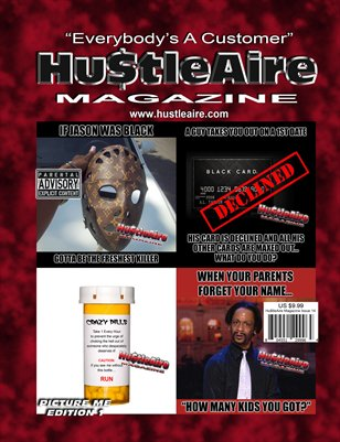 Hustleaire Magazine Issue 14 Picture Me Edition 1