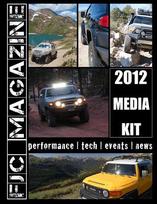 2012 FJC Magazine Media Kit