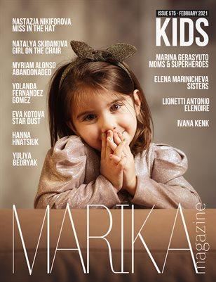 MARIKA MAGAZINE KIDS (ISSUE 575 - February)