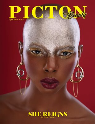 Picton Magazine APRIL 2020 N475 Beauty Cover 3
