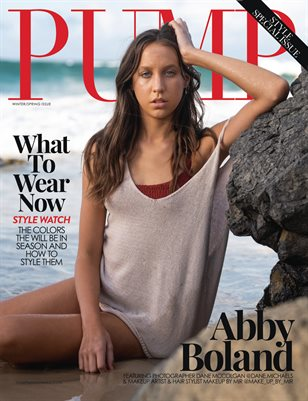 PUMP Magazine | The Editor's Choice Issue | Vol.7 | Feb. 2021