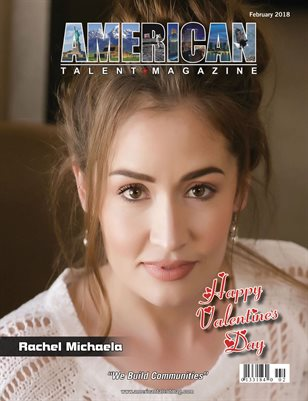 American Talent Magazine February 2018 Edition