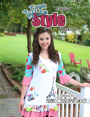 2015 Fall Wee Style Magazine