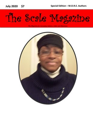 Scale Magazine July 2020 - M.O.R.E. Authors