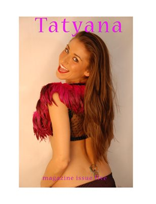 Tatyana Magazine Issue Five