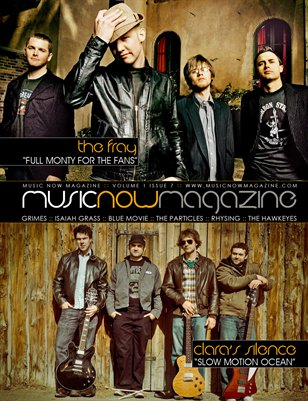 Music Now Magazine Issue 7