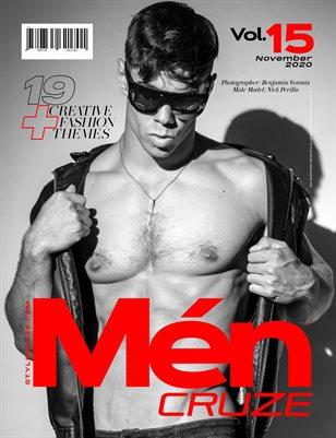 NOVEMBER 2020 Issue (Vol: 15) | MEN CRUZE Magazine