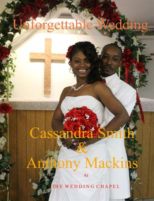 Smith & Mackins Wedding