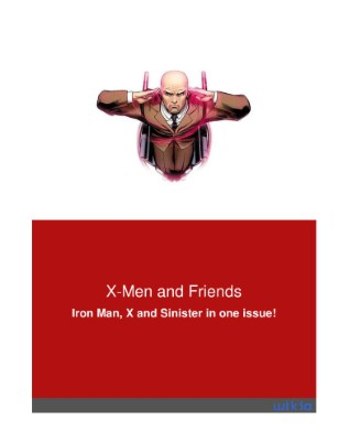 X-Men and Friends
