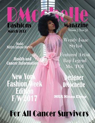 DMochelle Fashions Magazine 2017 March/April Issue