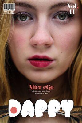 Dappy Vol 11 Alter Ego Poster