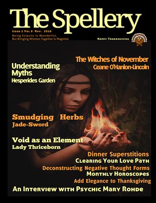 The Spellery Nov 2016