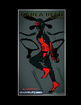 Carla Reed (The Villain) BlakeStar#1